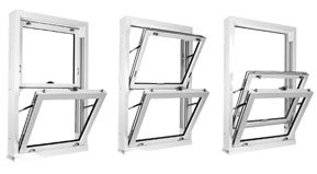 Tilt & Turn Window Frame