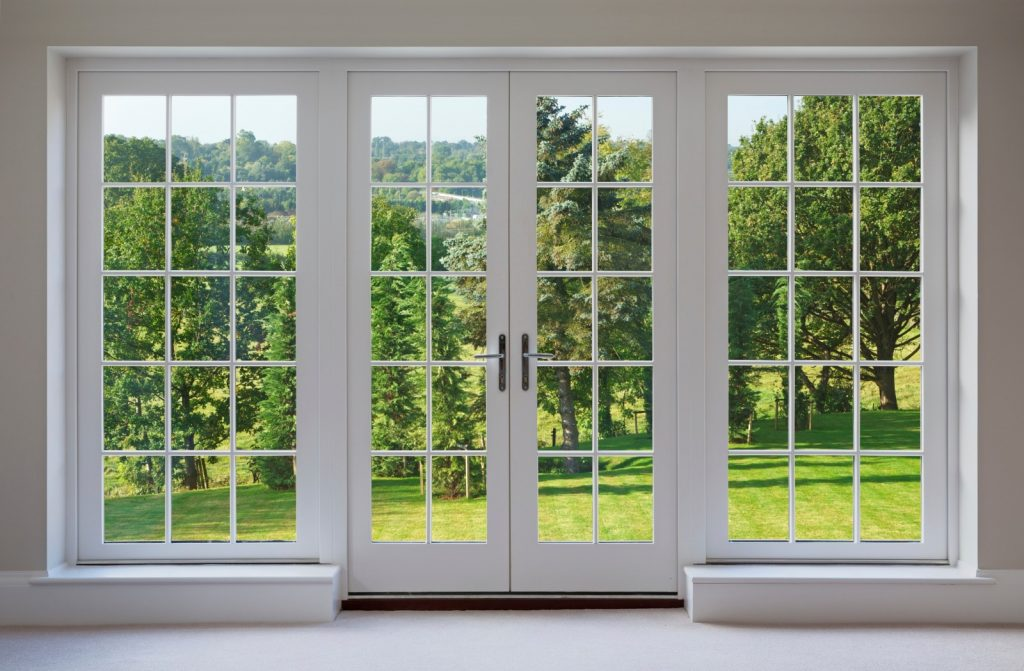 Windows Aluminium glazing
